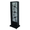 Holographic Wall Display Cabinet